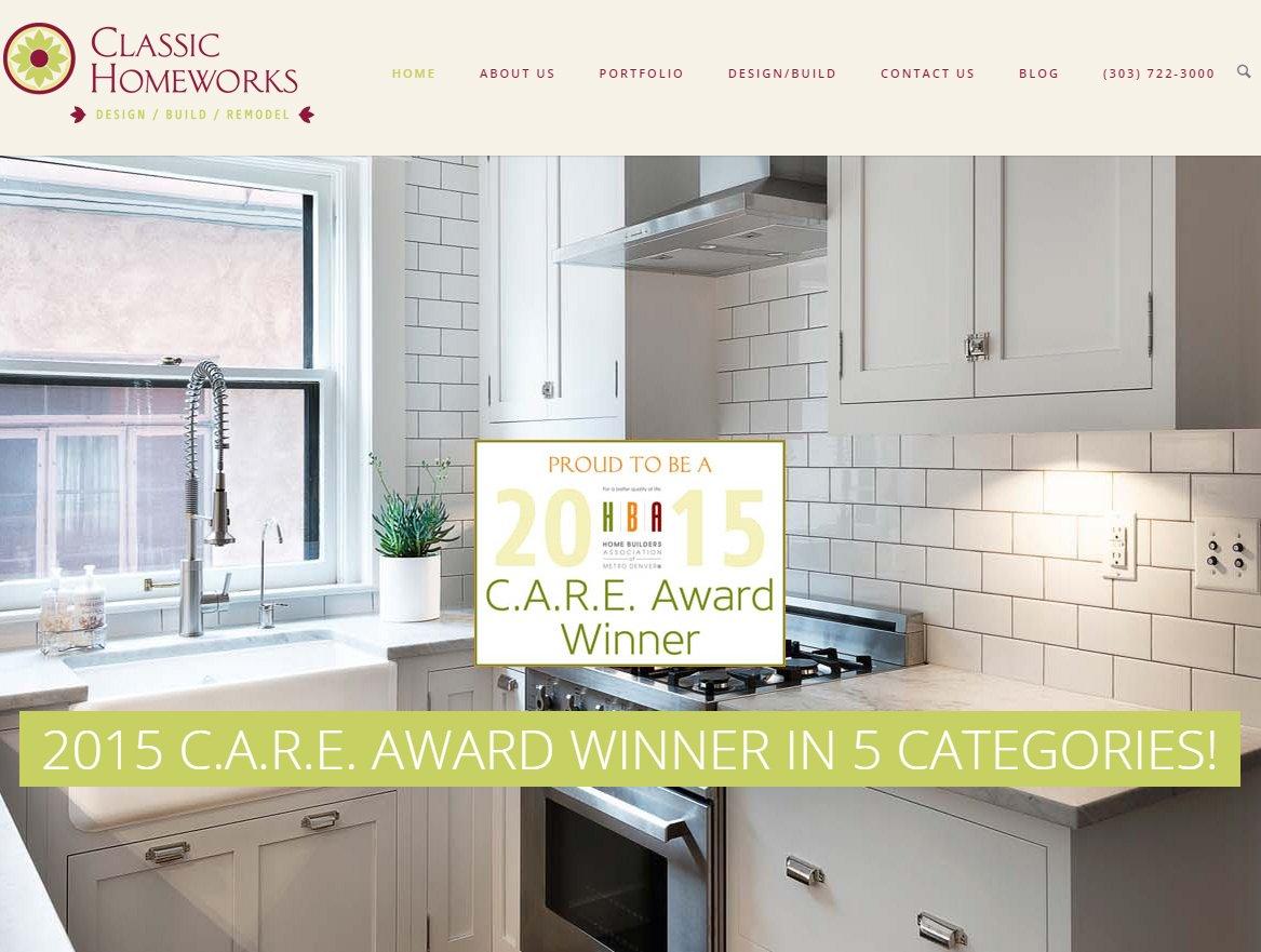 Classic Homeworks Website