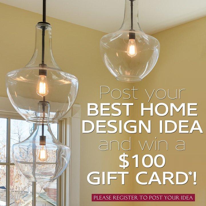 $100 Design Contest